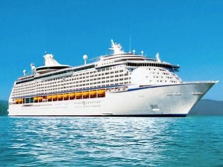 アジア最大の豪華客船「Voyager of the Seas(ボイジャー・オブ・ザ・シーズ)」