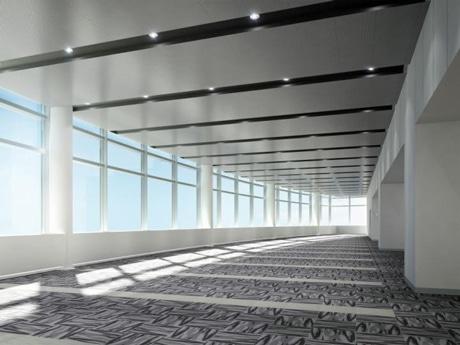 羽田空港第2旅客ターミナル5階にオープンする新展望フロア「FLIGHT DECK TOKYO」