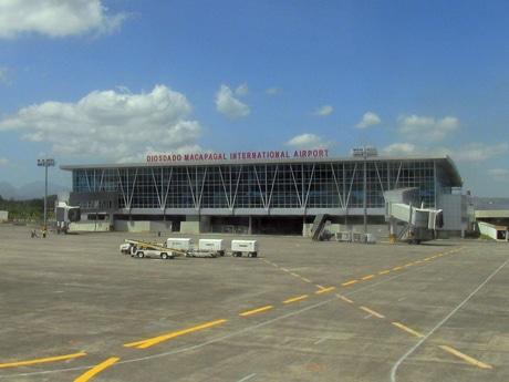 フィリピン・マニラの「第2空港」の位置づけもあるクラーク国際空港ターミナル