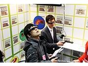 東京ビッグサイトで「ウェアラブルEXPO」 専門企業210社一堂に