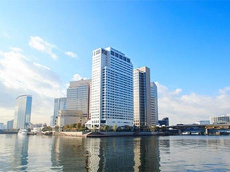 第一ホテル東京シーフォート全景
