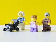 お台場レゴランドが限定チケット「まごレゴ」 祖父母と孫の来場を促進