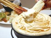 お台場にチーズ料理専門店 20種類以上のチーズ使った創作料理提供
