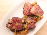 お台場で「肉フェス」 全国各地の肉料理ズラリ、短角牛のサーロインも