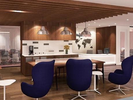 多様な用途に応じたオフィスペースを提供