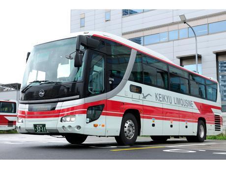 京浜急行バスの車両