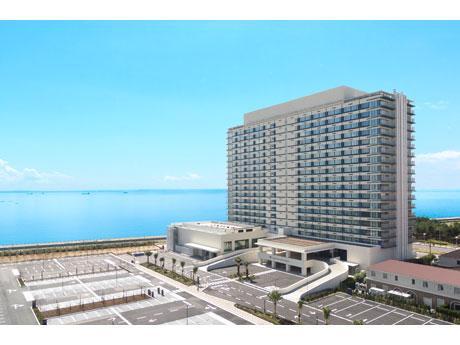 「東京ベイ東急ホテル」の外観(イメージ)