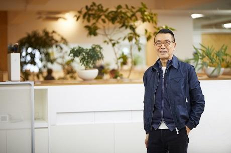 寺田倉庫代表取締役の中野善壽(よしひさ)さん