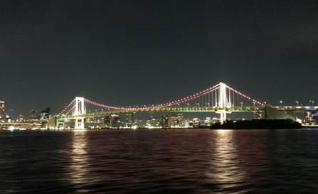 船上から見える景色(イメージ)