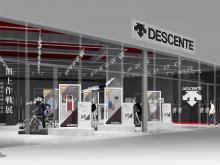 デサントが豊洲に新店舗「デサント ステーション」 情報発信の場に