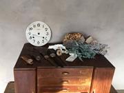 魚津にハンドメード時計専門店 男女兼用のアンティーク風腕時計を制作
