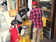富山で瀬戸内のかんきつ農家直売会 モーニングイベントと共催