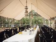 立山町のモデルハウスで外遊びイベント キャンプ用品フリマやカフェも