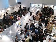 富山で「アートマーケット」 クラフト作家111組が出店