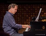 富山でブラジル人ピアニスト、ファビオ・カラムルさん公演 自然音使った即興も