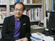 富山で「考える人」元・編集長の河野通和さん講演会 読書の魅力伝える