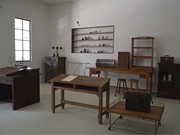 滑川の旧宿場町に古道具店移転 「スヰヘイ」と店名新たに