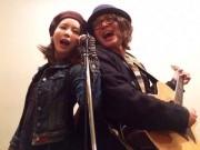 富山でフード&音楽フェス「米奏動」前夜祭 イン・ザ・ピースとW.C.カラスさん
