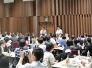 富山市総曲輪で「まちなかコレクション2017」 若者たちがプレゼンテーション