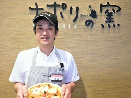 オーナーの杉川 樹一郎さん「富山の人に愛されるお店を目指したい」