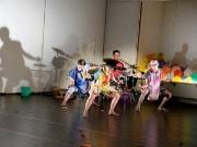 富山でコンテンポラリーダンサー、田畑真希さんの公演 「さをり織り」とコラボ