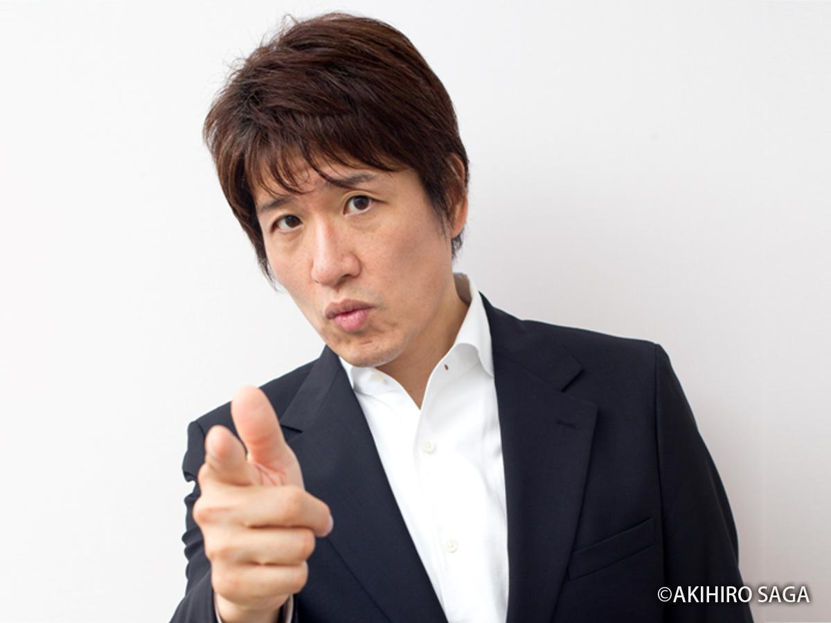 林修さん ©AKIHIRO SAGA