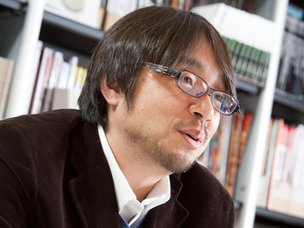 放送作家、脚本家の小山薫堂さん