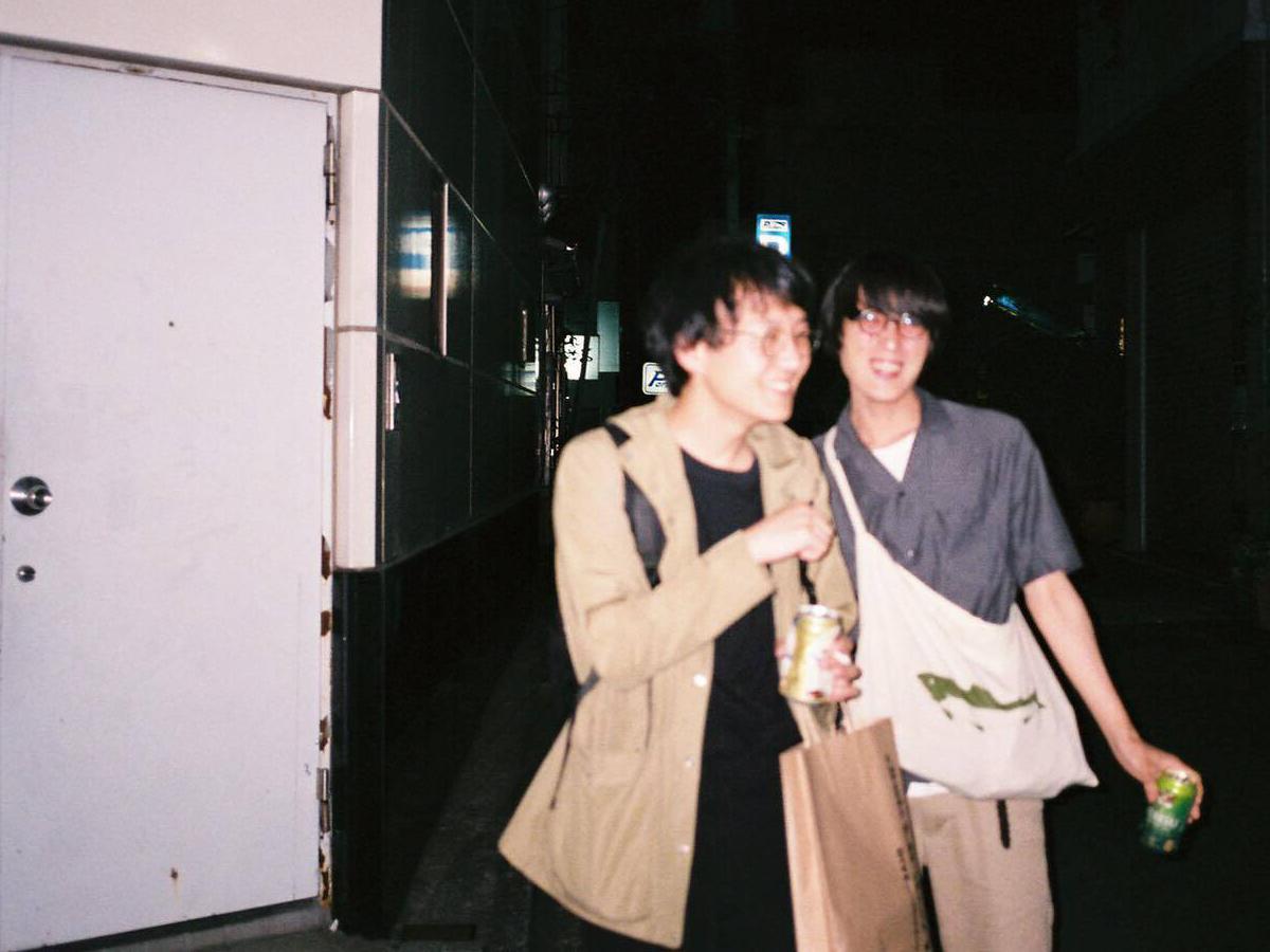 井手健介さんと平木元さん