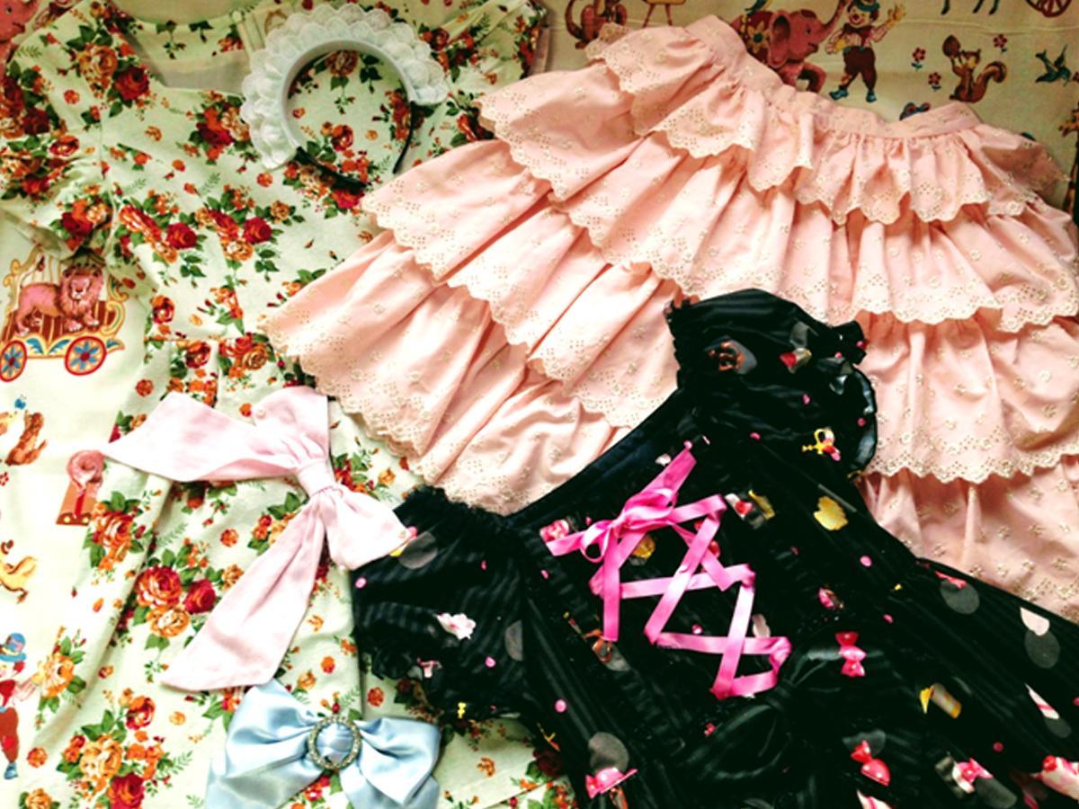 ロリータ服などを販売する「カサブランカ」