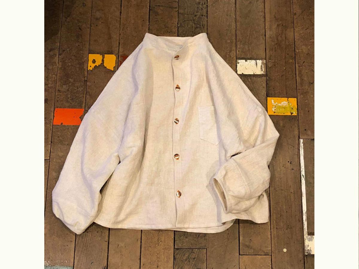 セミオーダーにも応じる「チプカとプクチカ」の「はたらく服」