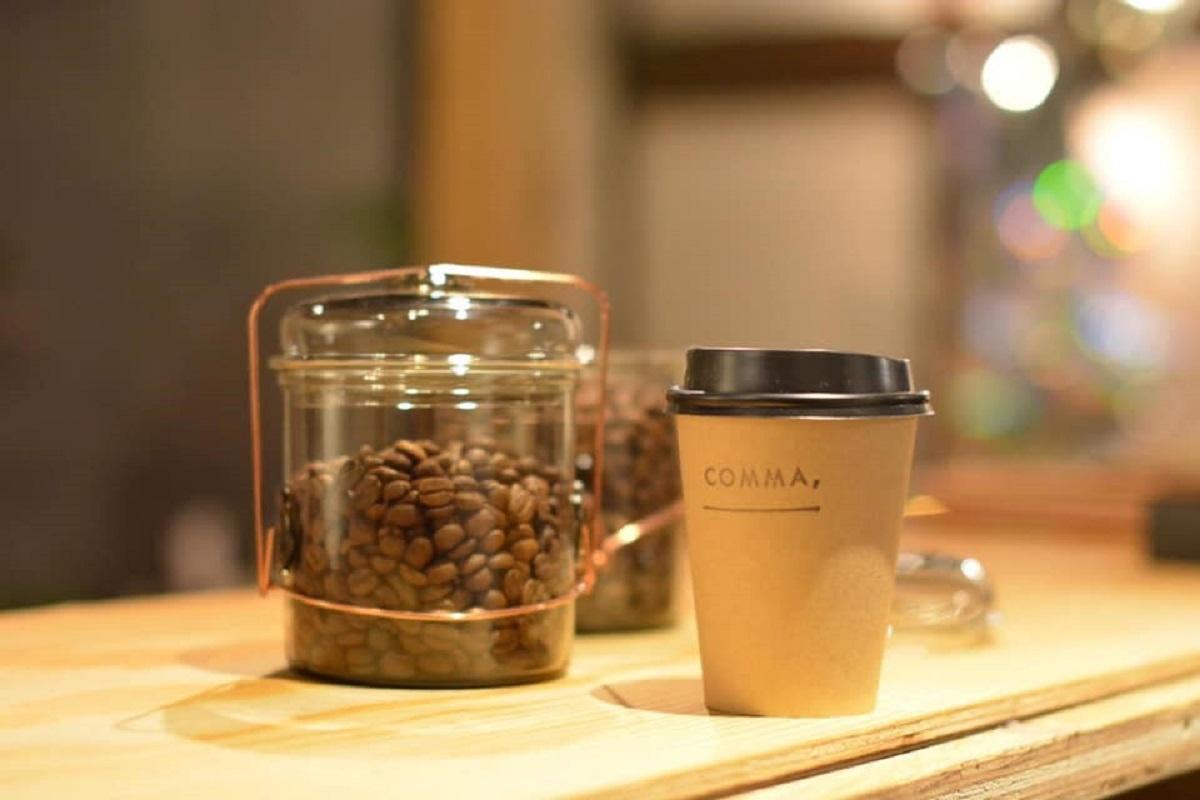高岡市から出店する「COMMA, COFFEE STAND」
