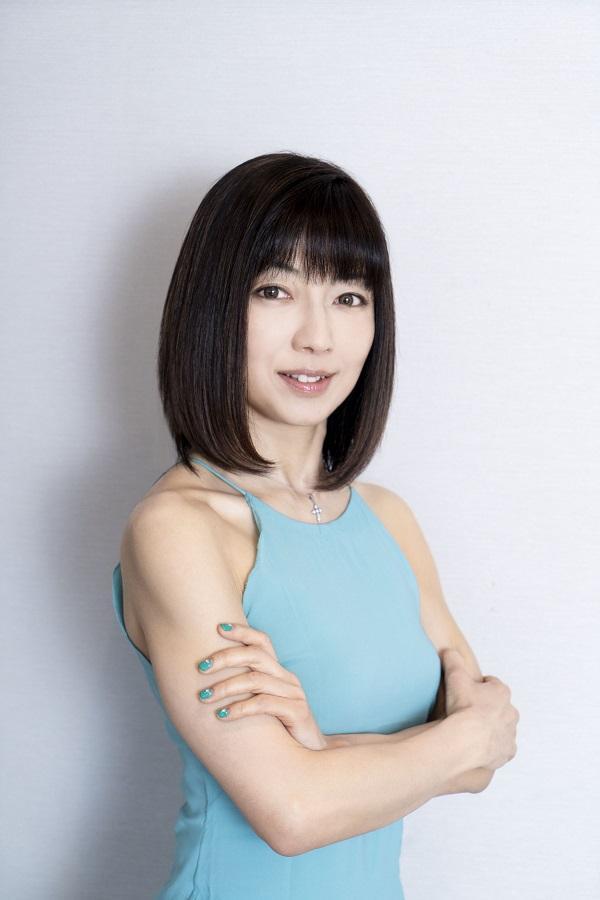 日本を代表するジャズピアニストの山中千尋さん