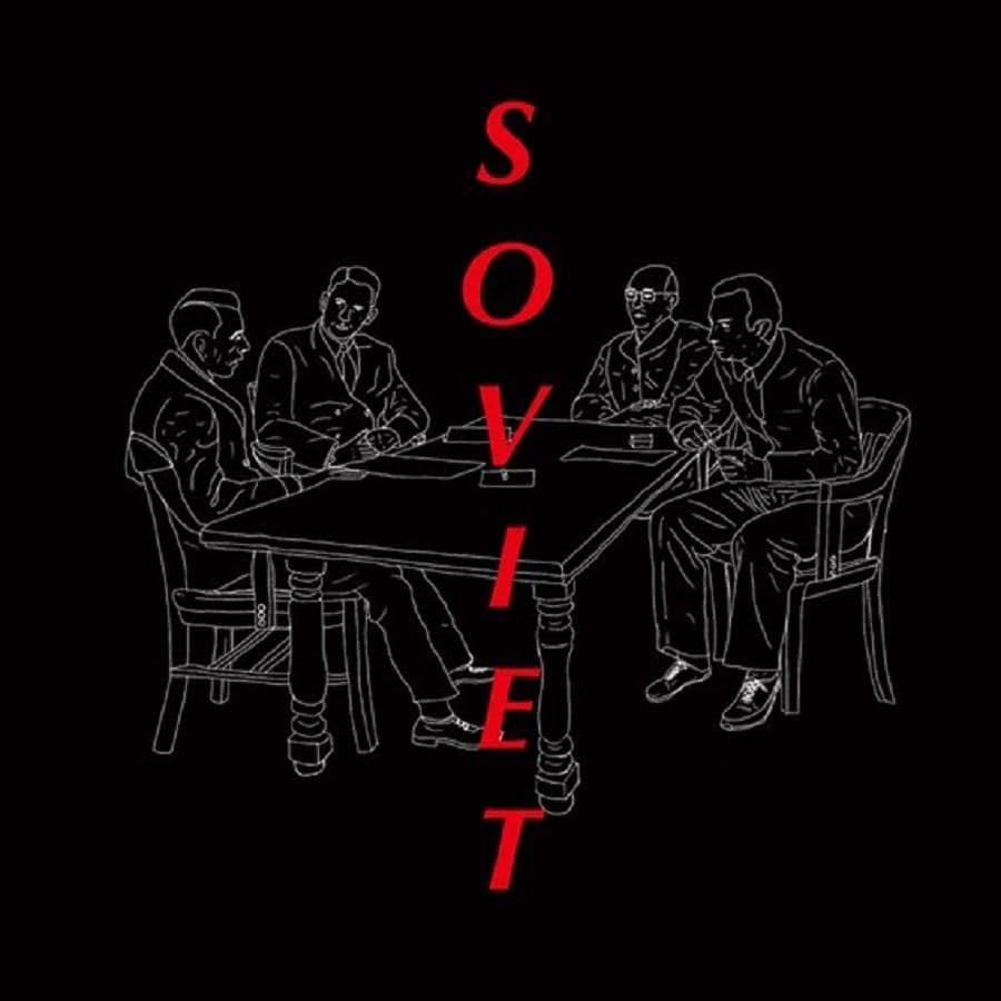 「SOVIET」ジャケット写真