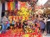 黒部・善巧寺で「花まつり」  お釈迦様の誕生祝う