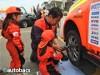 「イオンモール高岡」駐車場でカーイベント 特別車両試乗やなりきりレーサー体験も