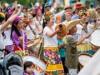 南砺で「スキヤキ・ミーツ・ザ・ワールド」 世界各国の音を体感