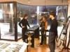 富山のセレクトショップで眼鏡ブランド「ayame」販売受注会