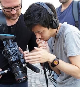 富山で平井敦士監督作「フレネルの光」上映 故郷の水橋でロケ