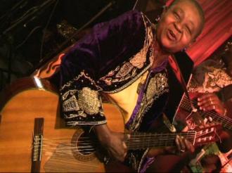 富山「ほとり座」で映画「カリプソ・ローズ」 現役カリプソ歌手のドキュメント