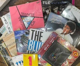 「富山市民プラザ」で中古レコード・CD販売会 北陸3県、大阪、三重、埼玉から出店