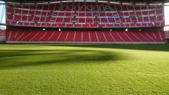 スタジアムでテレワーク 豊田スタジアムの記者席などを有料で開放