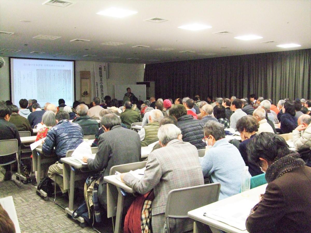1月6日に開催された「楽楽大学」第51回の様子。普段は講義形式で行う