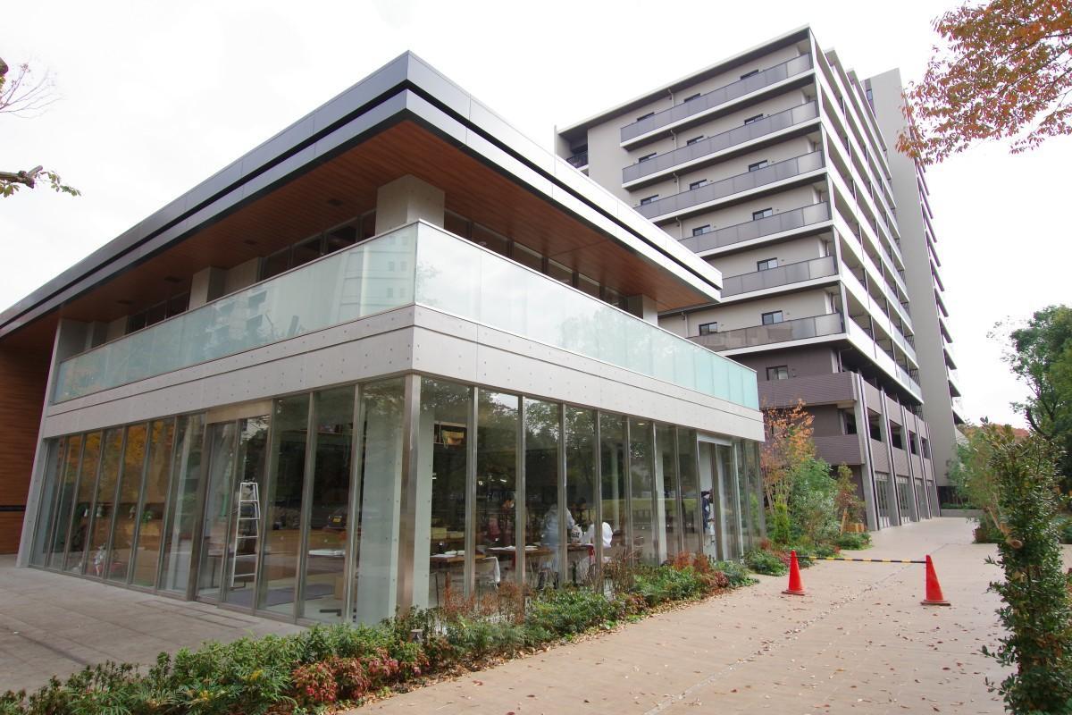 竹園にオープンしたパン店「Cafe Boulangerie Takezono(カフェブランジェリータケゾノ)」