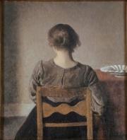国立西洋美術館で「ヴィルヘルム・ハンマースホイ」展-アジア初展示