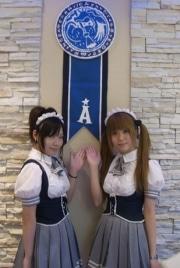 上野に「魔法」がテーマのガールズバー-開店3カ月、固定客着々と