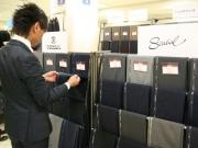 上野松坂屋、「不要スーツ」回収し金券と交換-紳士服バーゲン会場で