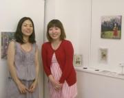 東京・ニューヨーク・ロンドン在住の日本人女性作家展「ガールズ」-上野で