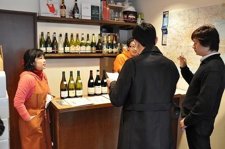 御徒町のワイン専門店、実店舗で業者向け試飲会-自社仕入れワイン32種対象に