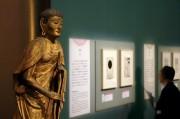 国立博物館で「手塚治虫のブッダ展」-水樹奈々さんの音声ナビも