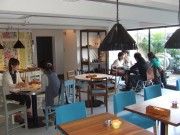 隅田川沿いにスカイツリーが一望できるカフェレストラン-バルニバービが新店